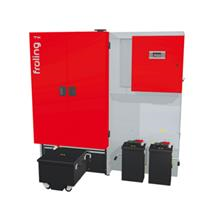 This is an image of a Froling Biomass Boiler